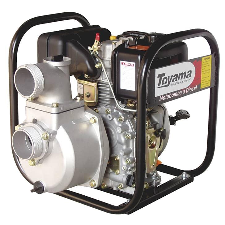 Motobomba a Diesel Toyama
