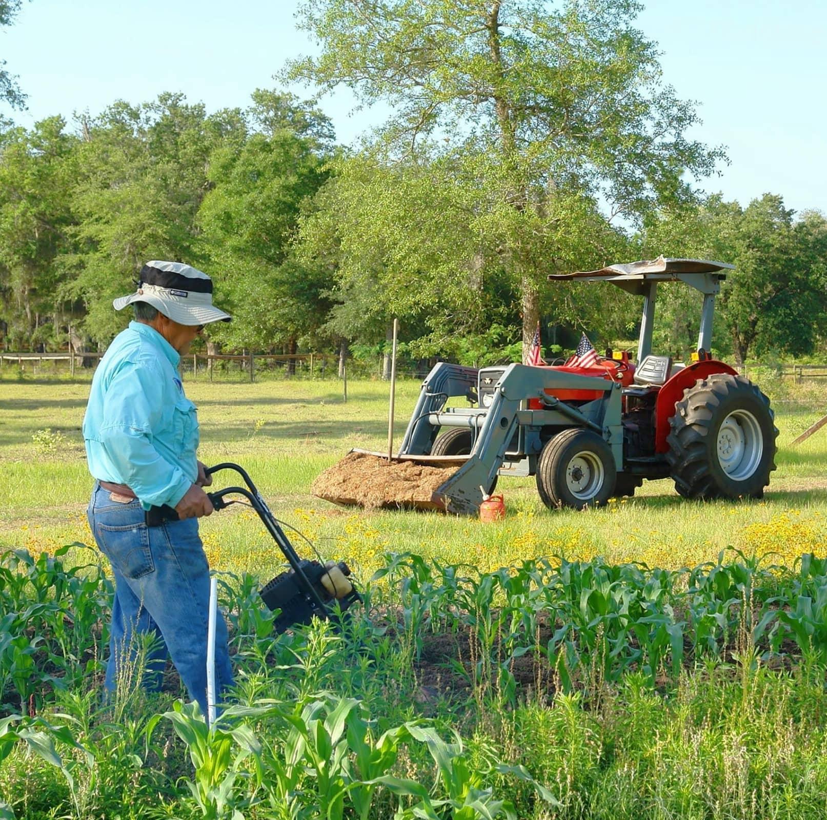 Manutenção de Máquinas Agrícolas